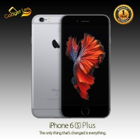 APPLE IPHONE 64GB 6S PLUS SPACE GRAY - GARANSI DISTRIBUTOR 1 TAHUN