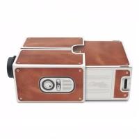 Jual  Portable Cardboard Smartphone Projector  KODE FF2640 Murah
