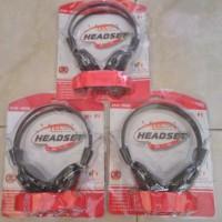 Headset komputer/headset/headphone/headset murah/headset computer
