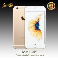 Apple Iphone 16gb 6s Plus Gold - Garansi Distributor 1 Tahun