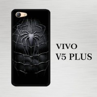 Casing Hardcase HP Vivo V5 Plus Spiderman Black X4957