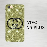Casing Hardcase HP Vivo V5 Plus Gucci Glitter X4744