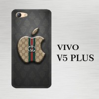 Casing Hardcase HP Vivo V5 Plus Gucci Apple Logo X5099