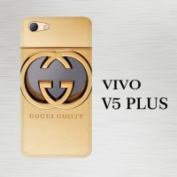 Casing Hardcase HP Vivo V5 Plus Gucci Guilty gold X4863
