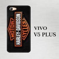 Casing Hardcase HP Vivo V5 Plus Harley Davidson X4947