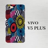 Casing Hardcase HP Vivo V5 Plus Marimekko Fabric  X4482