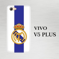 Casing Hardcase HP Vivo V5 Plus Real Madrid X4323