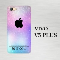 Casing Hardcase HP Vivo V5 Plus Abstract Minimalistic Glitter  X3891
