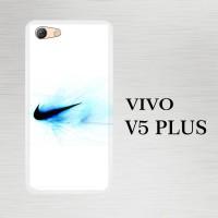 Casing Hardcase HP Vivo V5 Plus Nike Logo Blue Fire X4724
