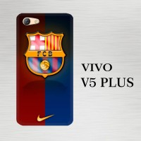 Casing Hardcase HP Vivo V5 Plus Barcelona FC X4791