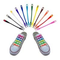 XX041701018 Hilaces Shoelace Silicone / Tali Sepatu Silikon