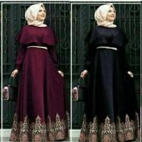Dress |Baju Muslim Wanita Modern 2017| DRess Andani