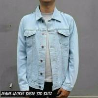 Harga promo jaket jeans levis grosir sweater baju kaos distro lengan | Pembandingharga.com