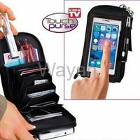 Jual promo Touch Purse Dompet HP Multifungsi Murah
