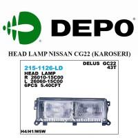 HEAD LAMP NISSAN CG22 (KAROSERI) LH