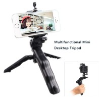 Jual 2 in 1 Folding Hand Monopod Stand Portable Tripod DSLR Camera Compact  Murah