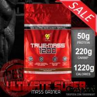 BSN Truemass 1200 10lb - True Mass 10 lb - Weight Gainer True-Mass