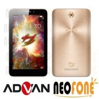 Advan Vandroid i7D 4G LTE Tablet - 1/8GB - Garansi Resmi