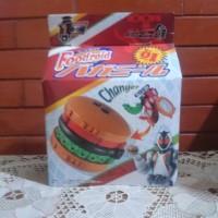 Jual DX Kamen Rider Fourze Foodroid 01 & 02 Burgermeal Potechokin Murah