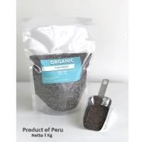 Jual 1 Kg Organic Chia Seed Peru Murah