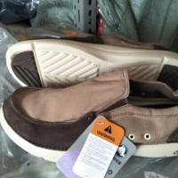NEW! Sepatu Casual Pria Crocs Santa Monica Original (Termurah)