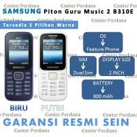 Samsung Piton Guru Music 2 DUOS SM - B310E ( SM-B310E )
