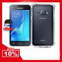 Soft Case Anti Shock - Anti Crack Samsung Galaxy J1 2016 / J120- Murah