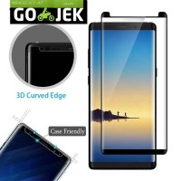 TEMPERED GLASS SAMSUNG NOTE 8 (CRUVE) 3D/4D