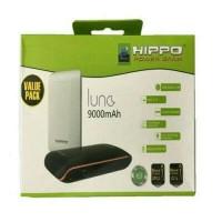 #AC027 - Hippo Power Bank 9000MAH Luna + Teleport Murah Good Quality