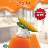 Puding Susu Mangga Nutrijell