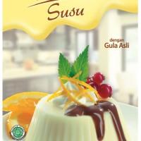Puding Susu Vanilla Nutrijell