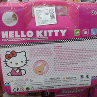 Real Pic kuku kukuan hello kitty mainan kuku nail art