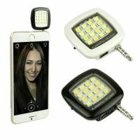 Lampu Selfie Flash Light LED 16 Universal HP Smartphone Android Iphone