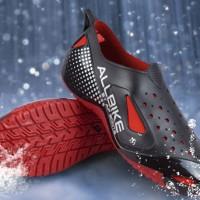Harga sepatu sepeda motor bikeap boots hujan original | antitipu.com