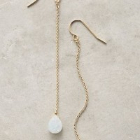 Anting-anting lapis emas, white pearl (titip online)