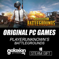 PLAYERUNKNOWN'S BATTLEGROUNDS (PUBG) - Steam Original PC Games