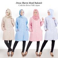 Jual Sherin Dress Tunik balotelli Murah