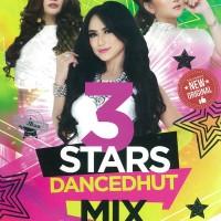 VCD 3 Stars Dancedhut Mix (Hesty Klepek Klepek, Bebizie, Ratu Idola)