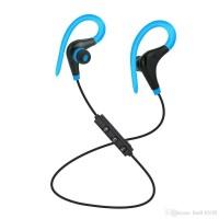 Bluetooth Earphone Power Sport Kin-77 Dengan Microphone