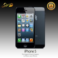 IPHONE 5 16GB BLACK - GARANSI 1 TAHUN DISTRIBUTOR