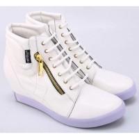 Sepatu Wedges Wanita Cewek Cewe Terbaru Warna Putih RGH 9615 RZ