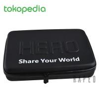 Waterproof EVA Medium Size Case untuk kamera GoPro dan Xiaomi Yi HERO