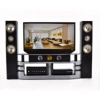 Jual Hi-Fi 1:6 TV Home Theater Cabinet Set Combo For Barbie Doll House Furn Murah