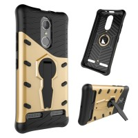 SS7638 - 360 ROTATE COMBINATION CASE LENOVO K6 POWER GOLD