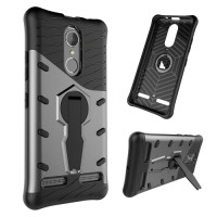 SS7636 - 360 ROTATE COMBINATION CASE LENOVO K6 POWER BLACK