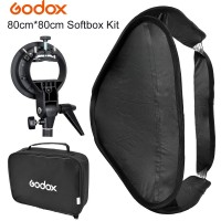 Godox S-Type 80X80cm Speedlite Softbox With S Type Bracket
