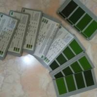Bagan Warna Daun/BWD-Penentu Kebutuhan Urea