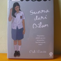 novel Milea suara dari Dilan Pidi Baiq