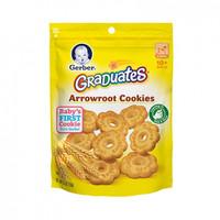 Jual Gerber Graduates Arrowroot cookies -10bulan keatas Murah