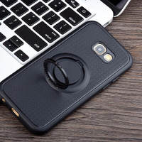 I-ZORE Magnetic Shockproof RIng Case 3 in 1 - Samsung S8